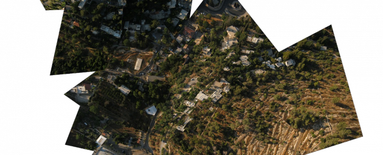 DO-IT-YOURSELF AERIAL PHOTOGRAPHY IN JERUSALEM